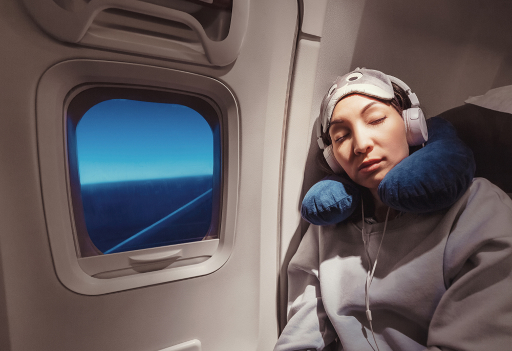 How to Refresh Jet Lagged Skin
